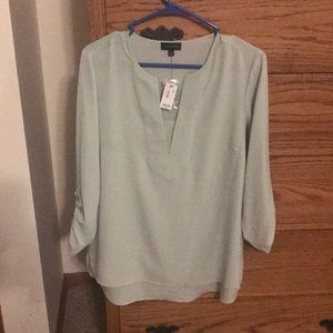 Light green top from the Limited